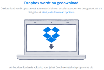 Dropbox downloaden